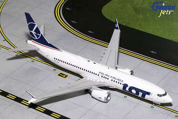 Gemini200 LOT Polish Airlines Boeing 737 MAX 8 picture
