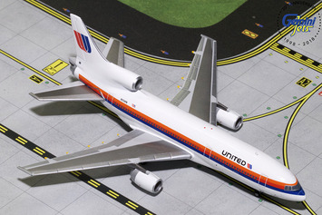 GeminiJets 1:400 United Airlines Lockheed L1011-500 Tristar picture