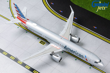 Gemini200 American Airlines Airbus A321neo picture