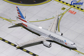 GeminiJets 1:400 American Airlines Boeing 737 MAX 8 picture