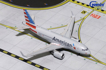 GeminiJets 1:400 American Airlines Airbus A319(S) picture