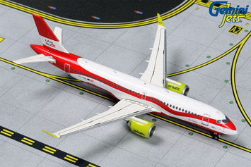 """GeminiJets 1:400 Air Baltic Airbus A220-300 """"Latvia 100"""" picture"""