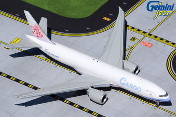 GeminiJets 1:400 China Airlines Cargo 777F B-18771 (Flaps/Slats Extended) picture