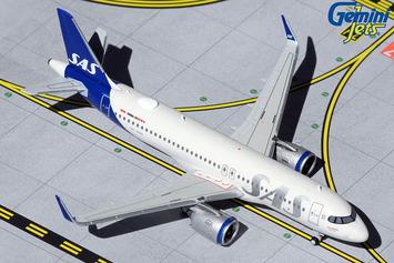 GeminiJets 1:400 SAS Airbus A320neo picture