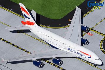 GeminiJets 1:400 British Airways Airbus A380 picture