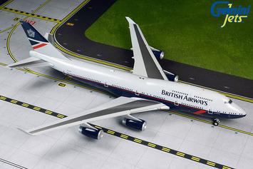 """Gemini200 British Airways Boeing 747-400 """"Landor Retro"""" picture"""