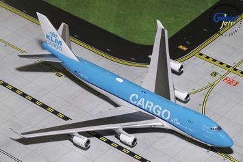 GeminiJets 1:400 KLM Cargo Boeing 747-400F picture