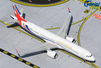 GeminiMACS 1:400 Royal Air Force Airbus A321neo G-XATW picture