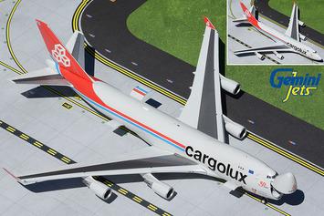 Gemini200 Cargolux Boeing 747-400F (Optional Doors Open/Closed Config) picture