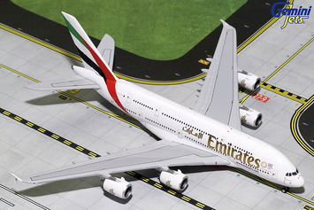 "GeminiJets 1:400 Emirates Airbus A380-800 ""New Expo 2020"" picture"