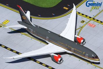 GeminiJets 1:400 Royal Jordanian 787-8 Dreamliner JY-BAC picture