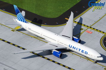 GeminiJets 1:400 United Airlines Boeing 777-300ER (New 2019 Livery) picture