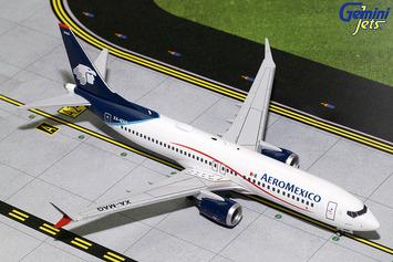 Gemini200 Aeromexico Boeing 737 MAX 8 picture