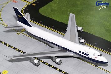 Gemini200 BOAC Boeing 747-100 picture