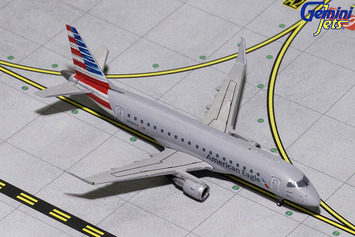 GeminiJets 1:400 American Eagle Embraer 175 picture