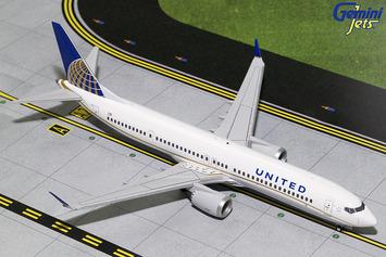 Gemini200 United Airlines Boeing 737 MAX 9 picture