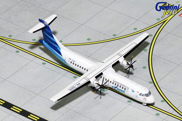 GeminiJets 1:400 Garuda Indonesia EXPLORE ATR-72 picture