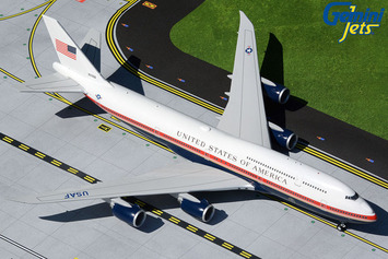 """Gemini200 USAF Boeing 747-8i """"New Air Force One"""" picture"""