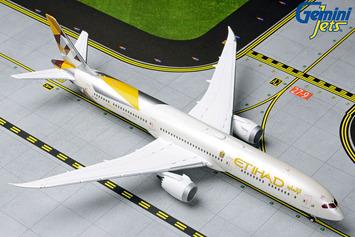 GeminiJets 1:400 Etihad Airways Boeing 787-10 Dreamliner picture