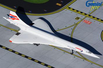 GeminiJets 1:400 British Airways Concorde picture