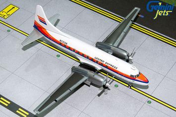 Gemini200 United Express Convair 580 picture
