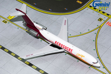 GeminiJets 1:400 Aerosucre Boeing 727-200F picture