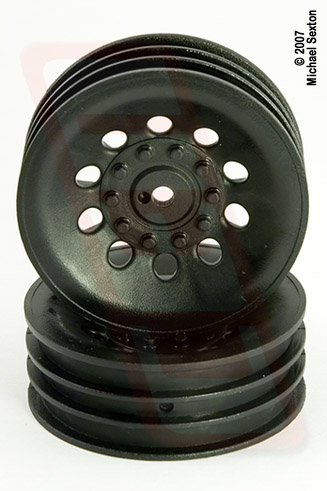 FF033BK, Wheels 54MX22 for B/R(2WD-F)-BK picture