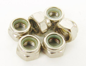 G36405, Lock Nut M5MX6pcs picture
