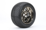 """Sniper"" Wheels & Tires Spikes"