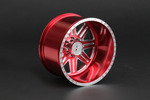 CKR0533, American Force Legend SS8 CNC Forged Wheel -28 Offset (Red)