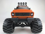 Ford b50 1/10 Solid Axle Monster Truck