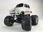 Fiat ABARTH 595 1/12 Soild Axle Monster Truck