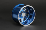 CKR0531, American Force Legend SS8 CNC Forged Wheel -28 Offset (Blue)