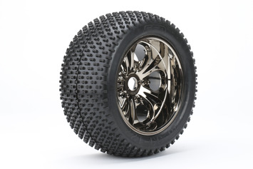 """""""Sniper"""" Wheels & Tires Spikes picture"""