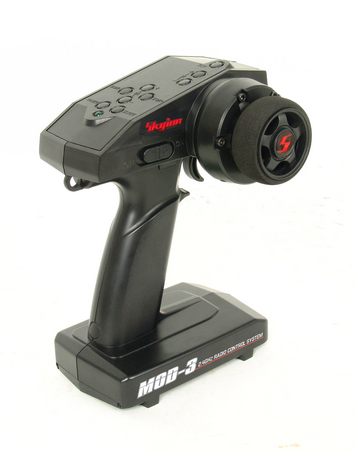 G82189 2.4GHz 3channel MOD-3 Radio System (TX/RX) picture