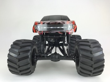 1/10 hy-per lube HL-150 Solid Axle Monster Truck picture
