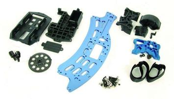 GS336-1 Brushless Conversion Kit for Nemesis picture