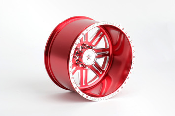 CKR0523, American Force Legend SS8 CNC Forged Wheel -18 Offset (Red) picture