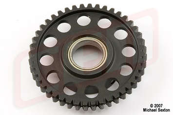 FF103, CNC Clutch spur Gear T44 (with Bearing) (Upgrade for G84307-02) picture