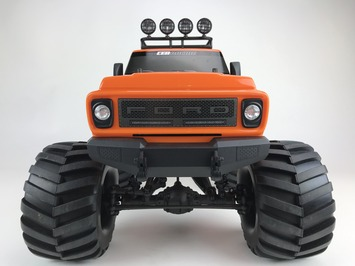 Ford b50 1/10 Solid Axle Monster Truck picture