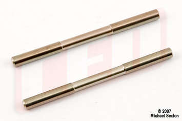 CTS18, Titanium Hinge Pins 58mm (Upgrade for CT018) picture