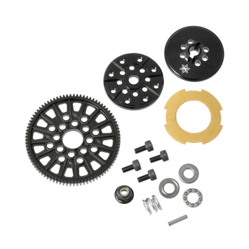 CKQ0205, Light Weight Slipper clutch 175/210/275WB picture