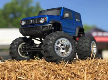 2019 Suzuki Jimny 1/12 Soild Axle Monster Truck picture