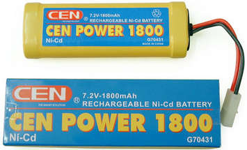 G70431, Ni-Cd battery (7.2V-1800mAh) picture
