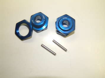 GSS06, 23mm wheel heMX (2) - 1/8 Truck (Upgrade for GS217) picture