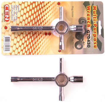 G70430, Glow Plug Wrench picture