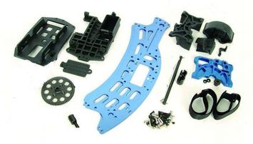 GS336 Brushless Conversion Kit for GST, Genesis picture