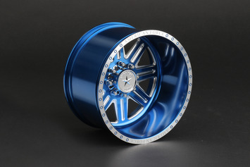 CKR0531, American Force Legend SS8 CNC Forged Wheel -28 Offset (Blue) picture