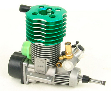 NX15 Big Blcok 2.5 Engine picture