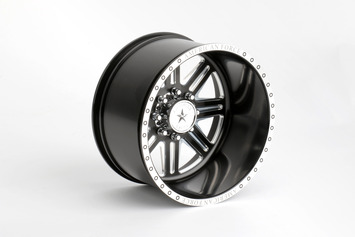 CKR0522, American Force Legend SS8 CNC Forged Wheel -18 Offset (Black) picture